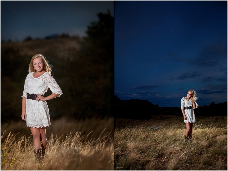 Heritage High School Senior Photography