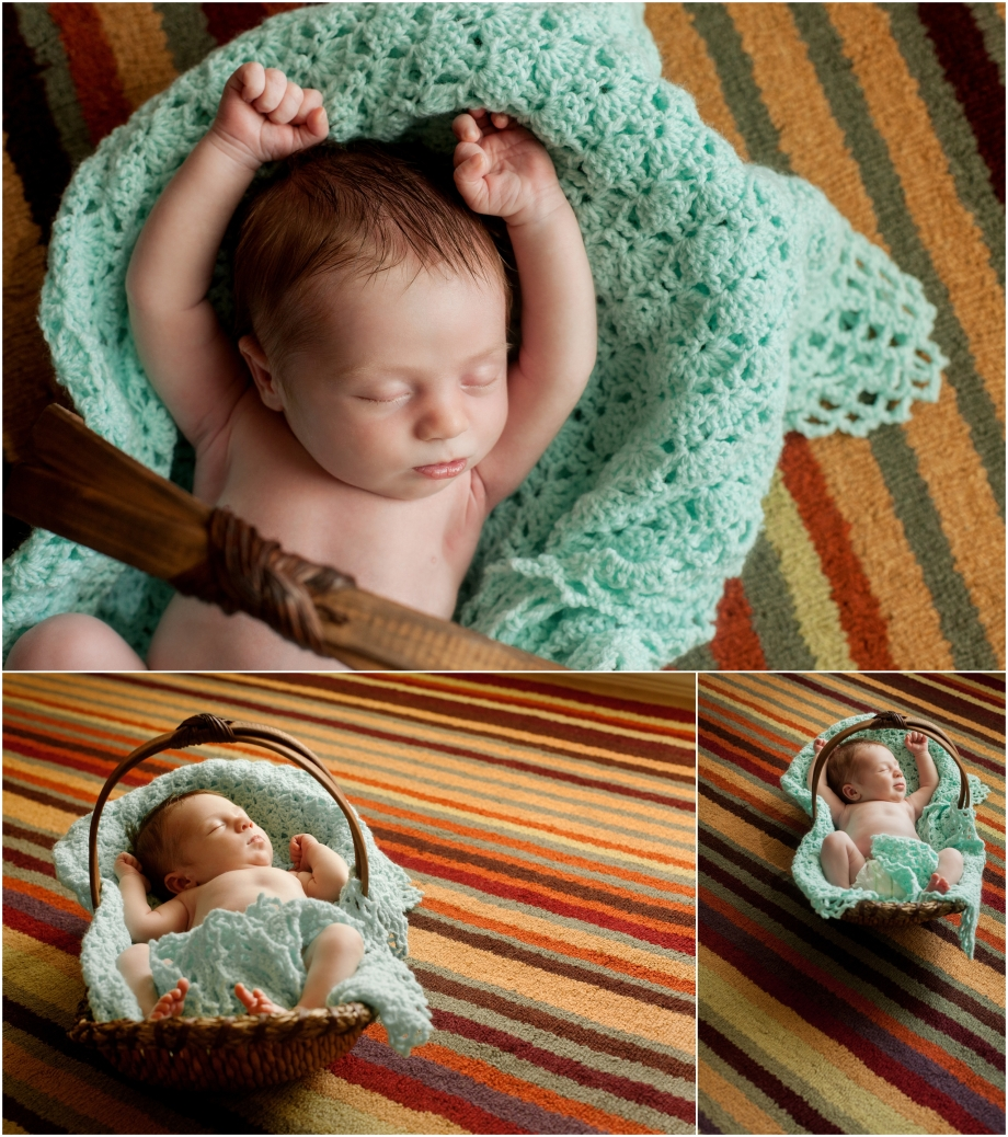 Highlands Ranch Infant Photography