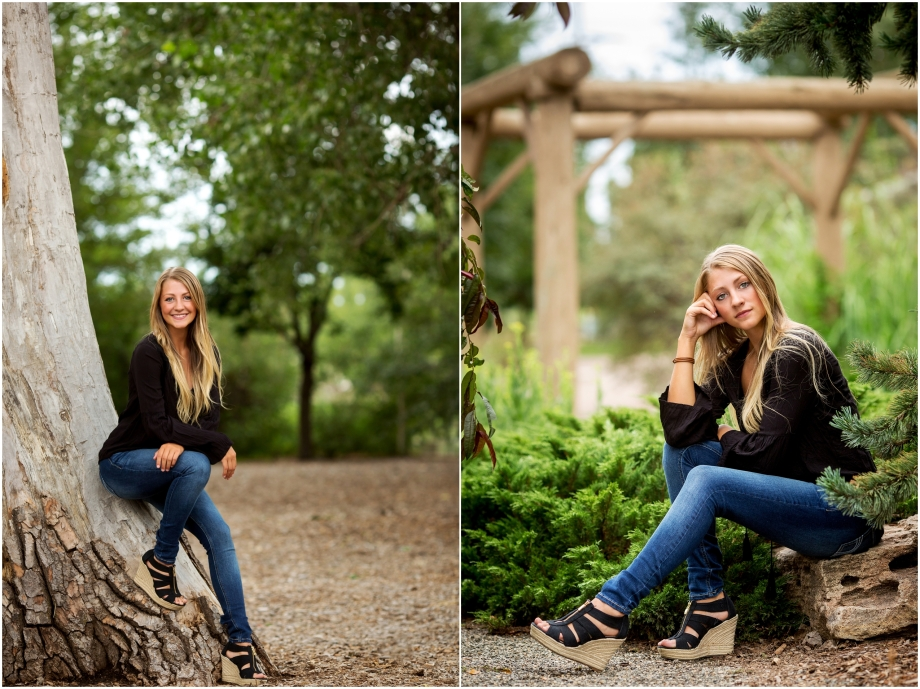 greeley senior photography