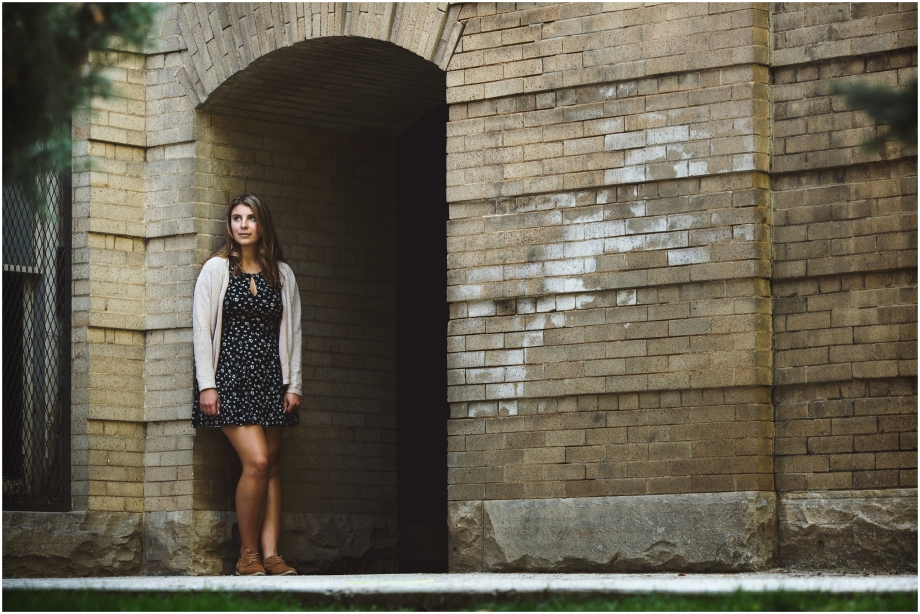 Boulder Senior Photography